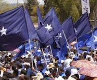 Partido Nacional. Honduras