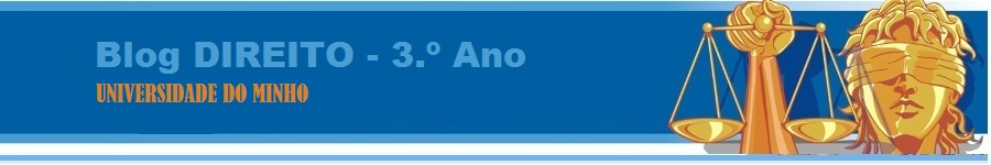 Blog Direito - 3º ano