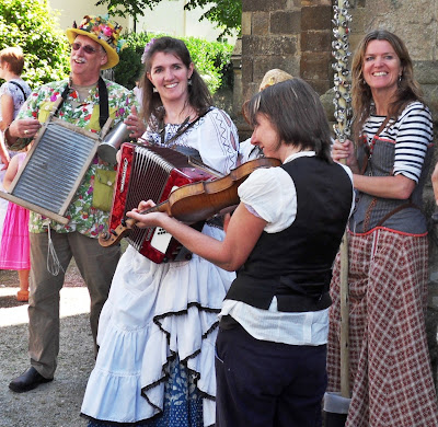 Music at St Austell Feast Week