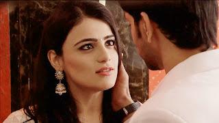 Radhika Madan aka Ishani with Ranvir Romantic Couple In Meri Aashiqui Tumse Hi HD Wallpapers 1080p Stunning Beauty