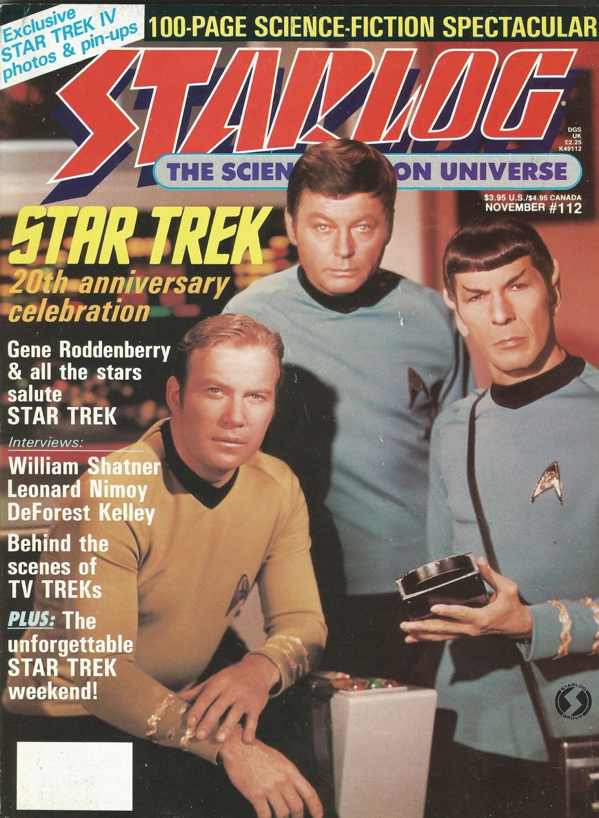 Four 8 x 10 color photos STAR TREK 1985 Gene Roddenberry Star Ceremony