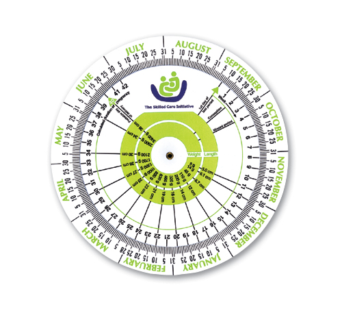 Pics Photos - Pregnancy Due Date Calculator Baby Wheel Countdown ...