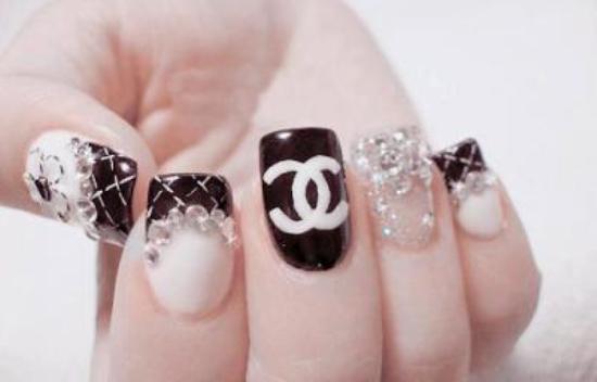Wallpaper Nails Fashion