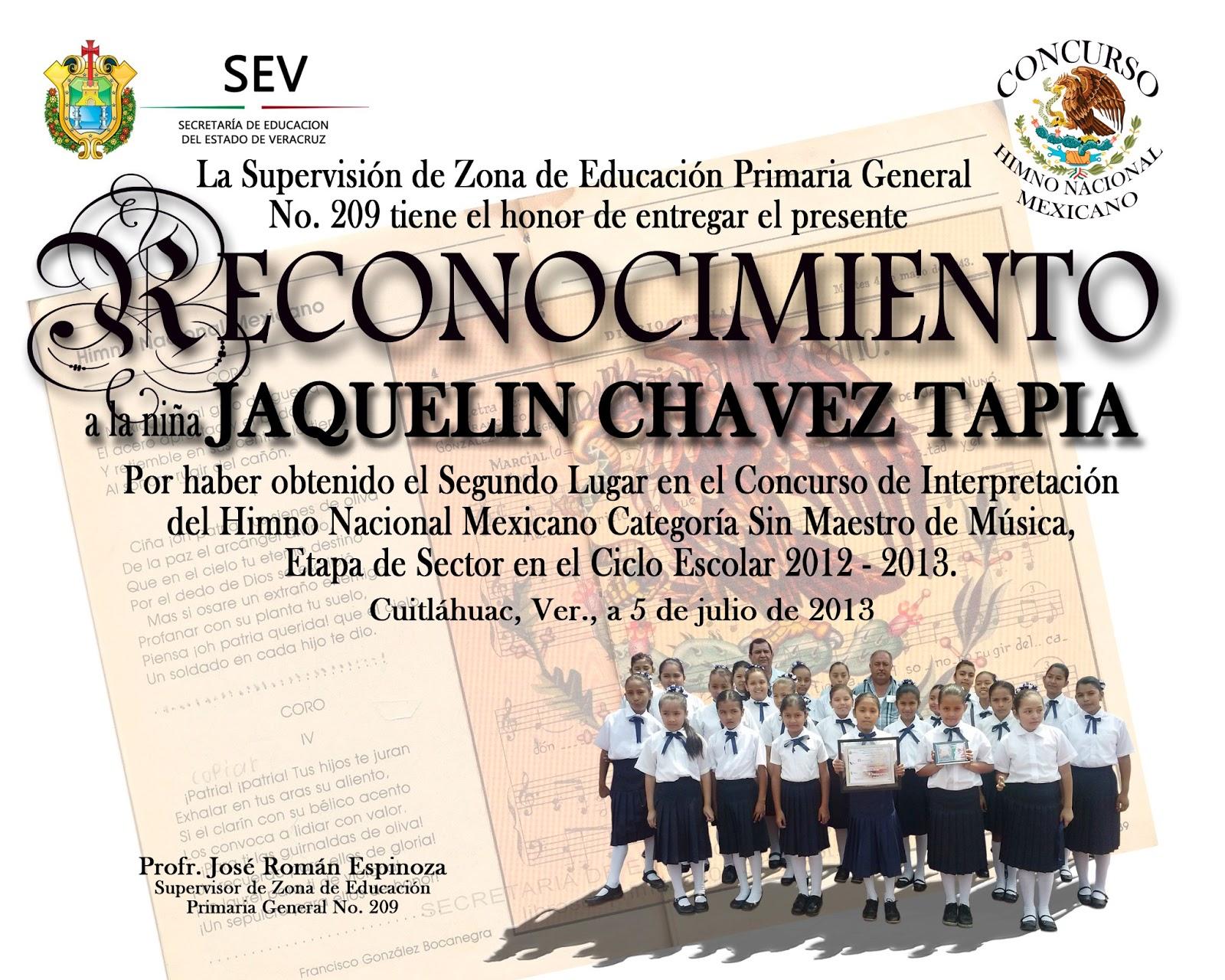 TIBURONDJ: Reconocimientos del concurso de Escoltas e Himno Nacional