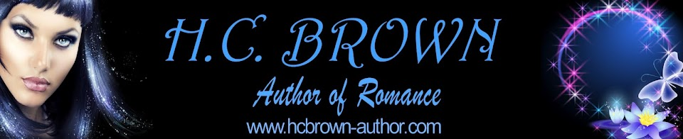 H C Brown Author of Sizzling Romance