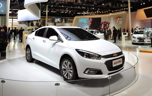 2016 Chevrolet Cruze Release date and Price