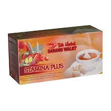 Teh Herbal Sarang Walet Stamina Plus