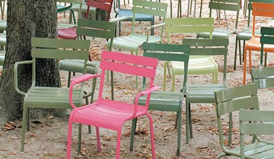 Designkeus een blog over de persoonlijke designkeus van - Fermob jardin du luxembourg ...