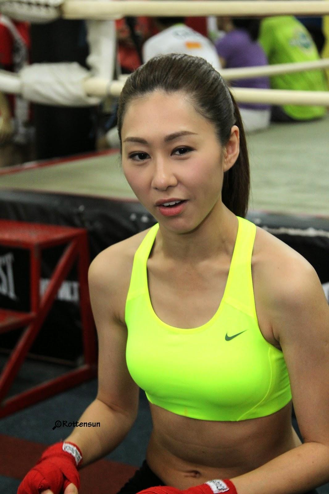 Labels: Astro Muay Thai Nancy Wu TVB Wellness On The Go 2 星级健康 ...