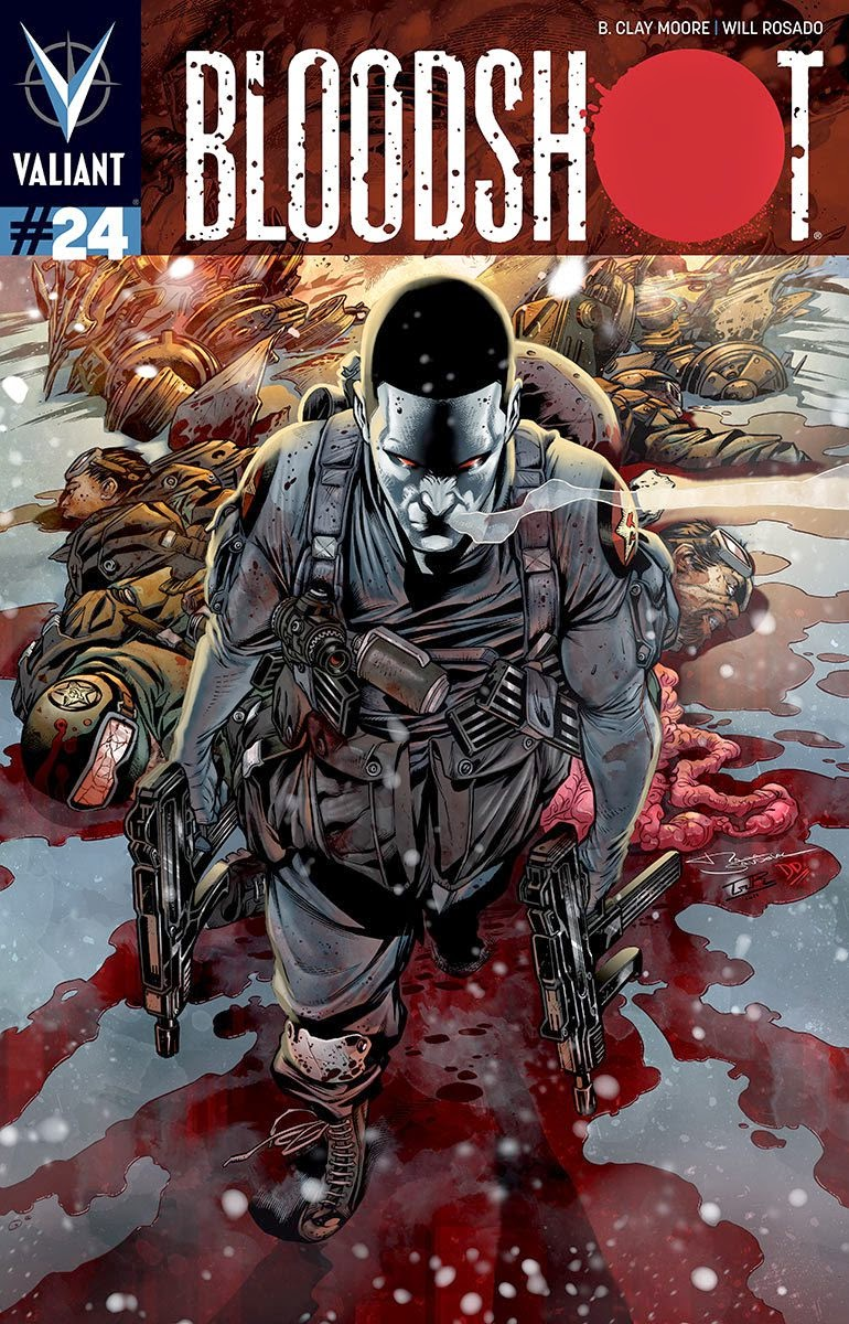Cover BLOODSHOT