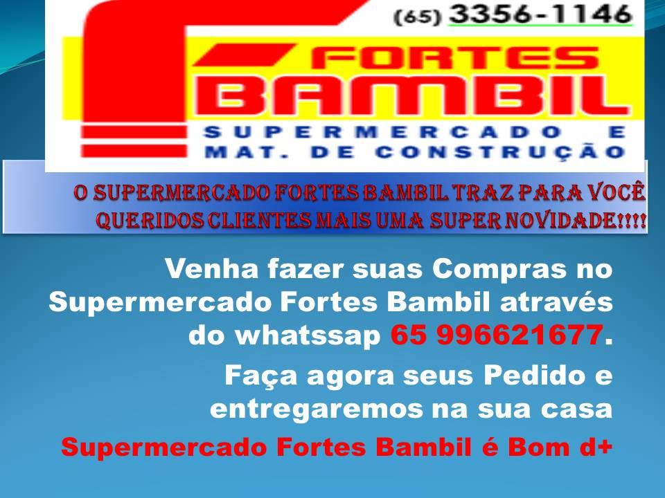 OFERTAS SUP. BAMBIL