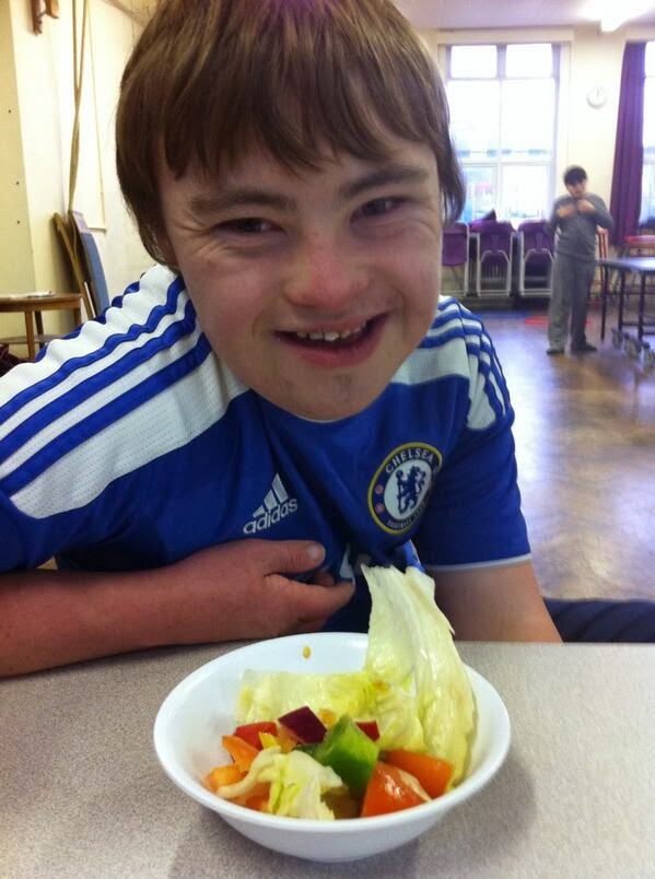 Mini Cooking Club with Mencap Cooking with Kids