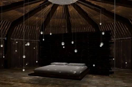 amazing lighting for romantic decorating bedroom