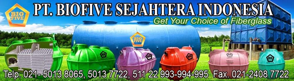 Septic Tank Biofive Menjaga Lingkungan Anda