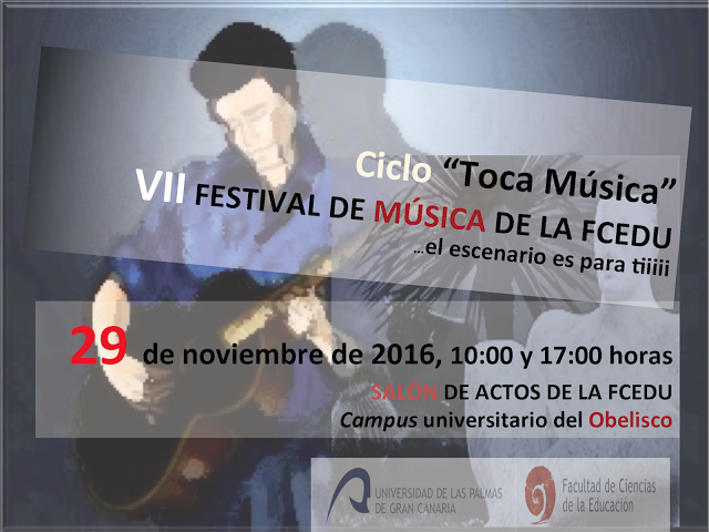 VII FESTIVAL DE MÚSICA DE LA FCEDU