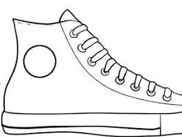 shoe+clip+art