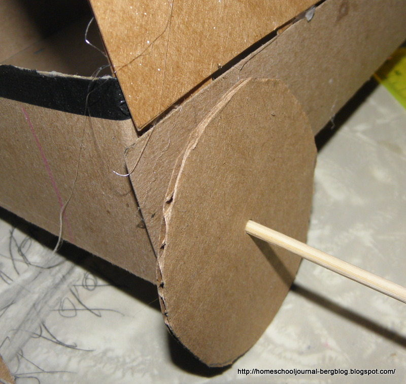 how to cut through thicker cardboard
