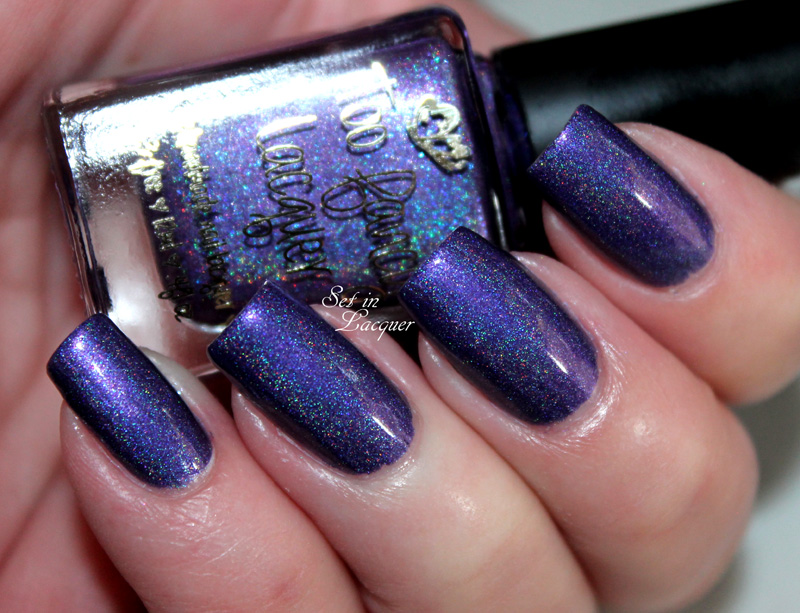 Too Fancy Lacquer - Mesmerized