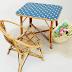 Accesorios vintage para habitaciones de niñosVintage accessories for kid's bedrooms