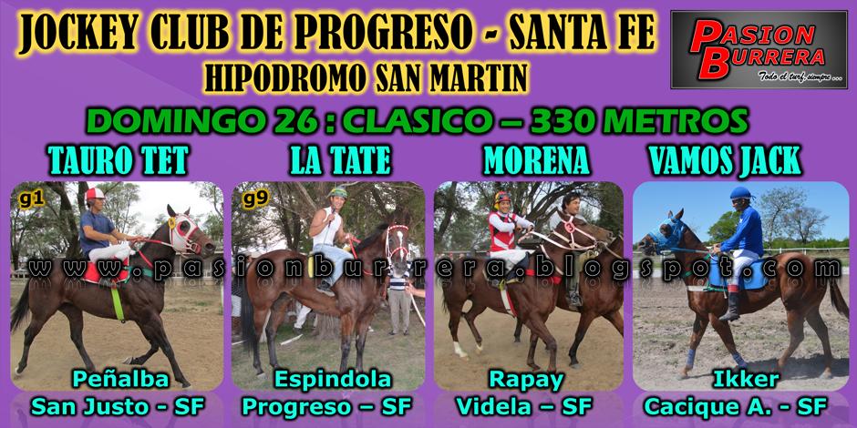 PROGRESO - 26 - 330 METROS