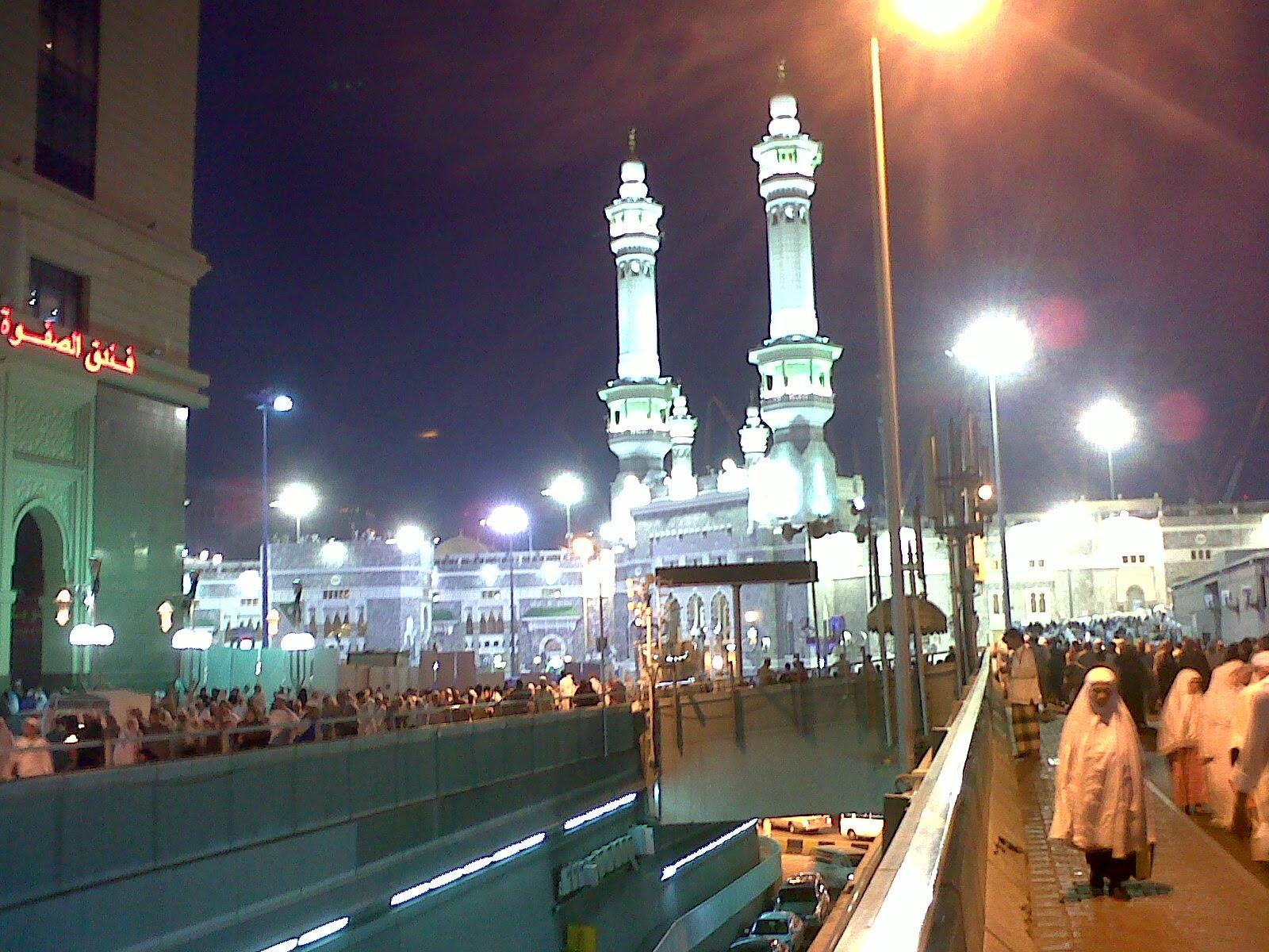 masjidil haram , mekkah