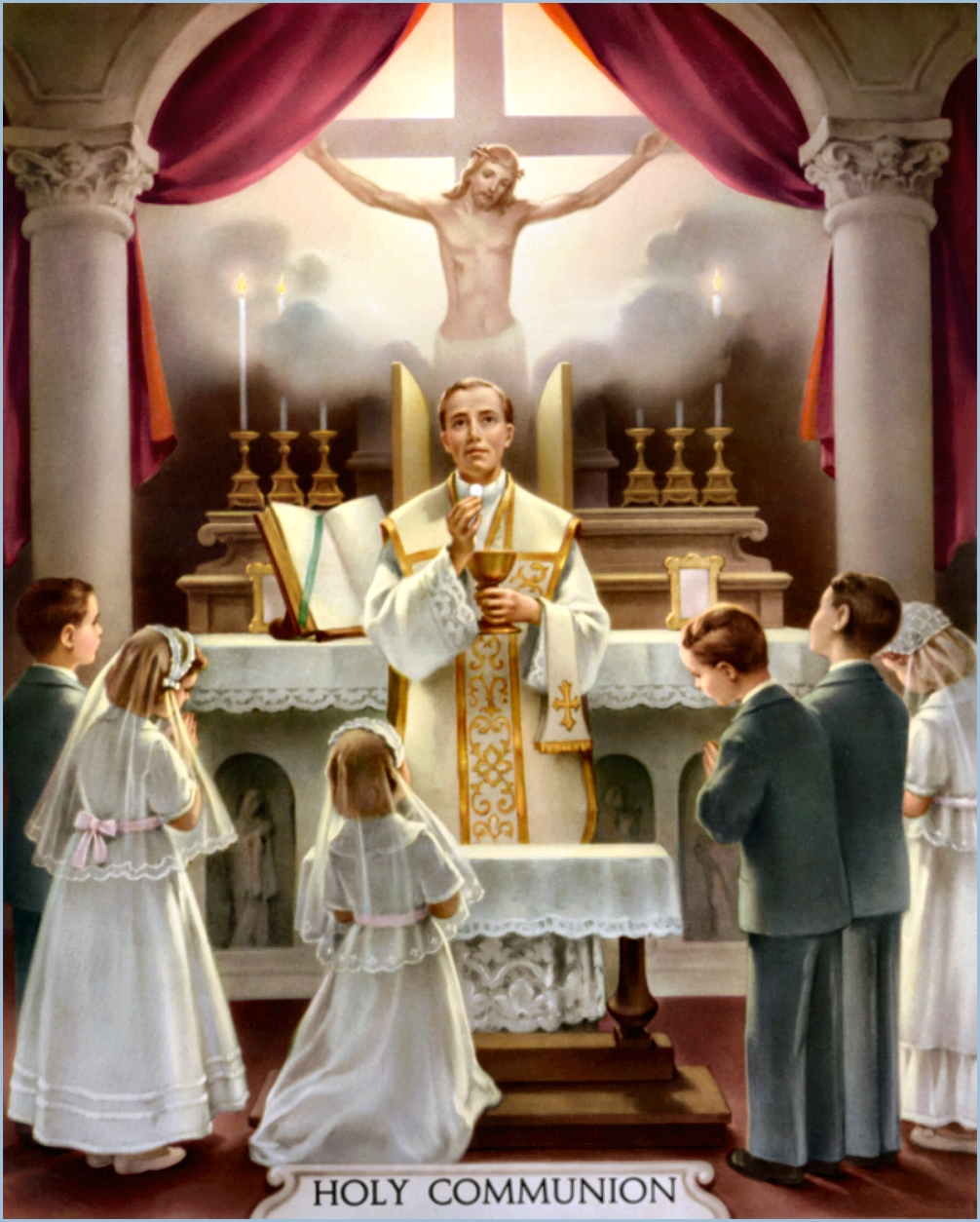 82 best Catholic- The Sacraments images on Pinterest Catholic Pictures of catholic sacraments