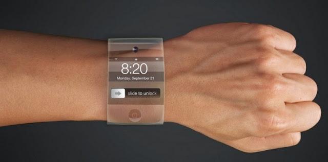 Iscomigoo Webdesign: les interfaces de montres connectées