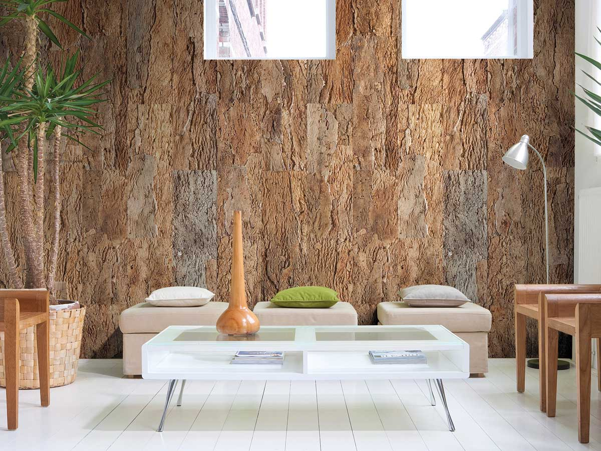 refresheddesigns spotlight on cork floors and walls