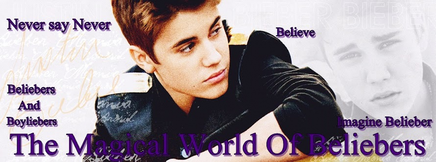 The Magical World Of Beliebers