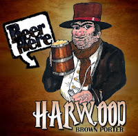 Harwood Brown Porter Beer Here