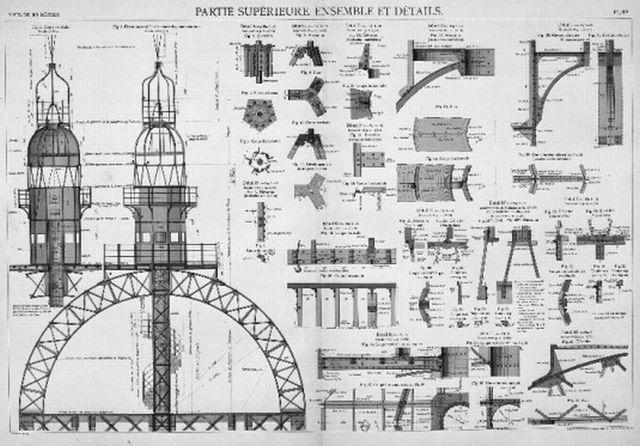 Comment la Tour-Eiffel a été construite