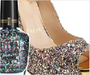 louboutins sparkling