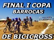 I COPA BARROCAS DE BICICROSS 4 ETAPA