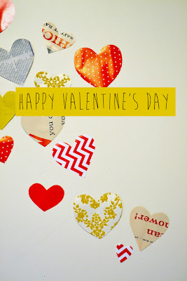 diy, decorations, handmade, hearts, valentine's day, fleur d'elise