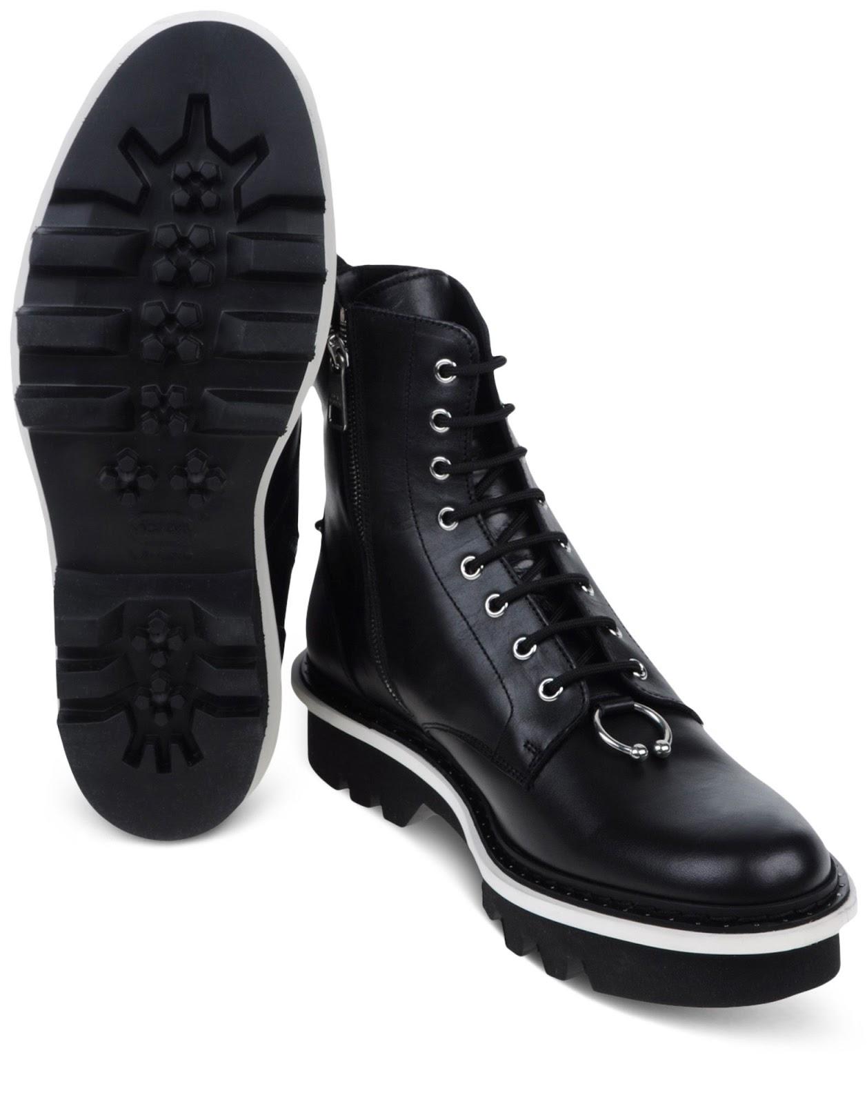 FOOTWEAR - Shoe boots Neil Barrett viAauynx