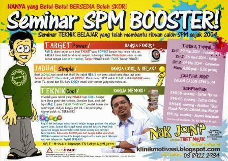 http://klinikmotivasi.blogspot.com/2012/02/seminar-motivasi-kemahiran-belajar.html