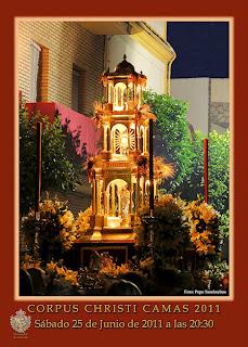 Camas - Cartel Corpus Christi 2011