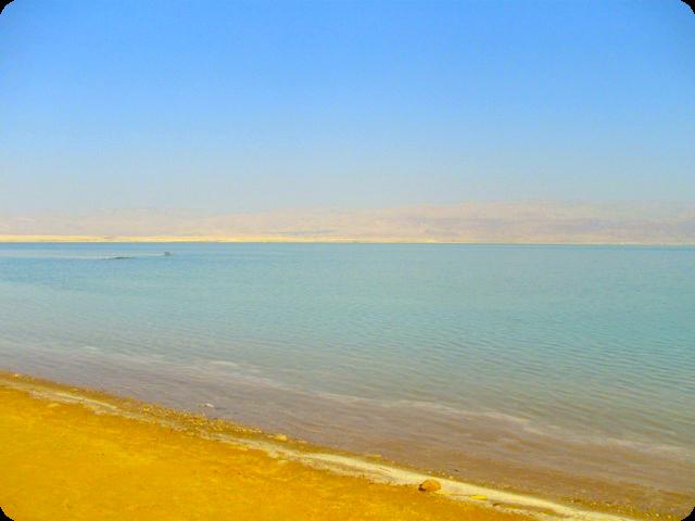 Особенности и свойства Мертвого моря