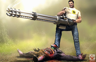 #12 Serious Sam Wallpaper