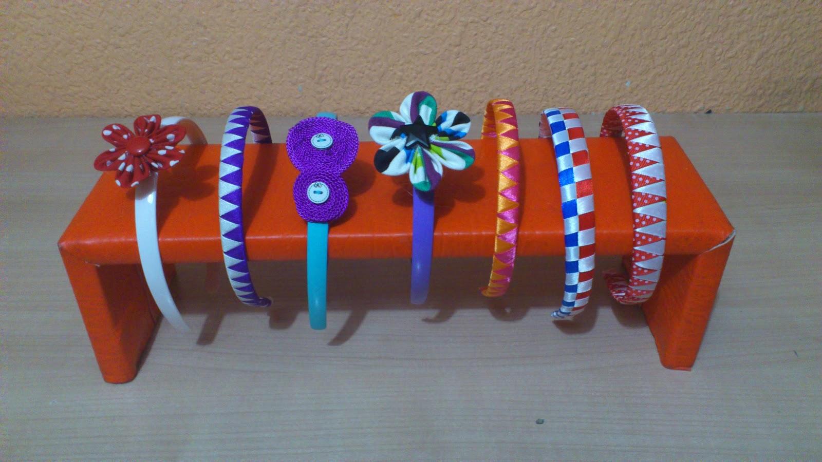 modelo de diademas en cintas