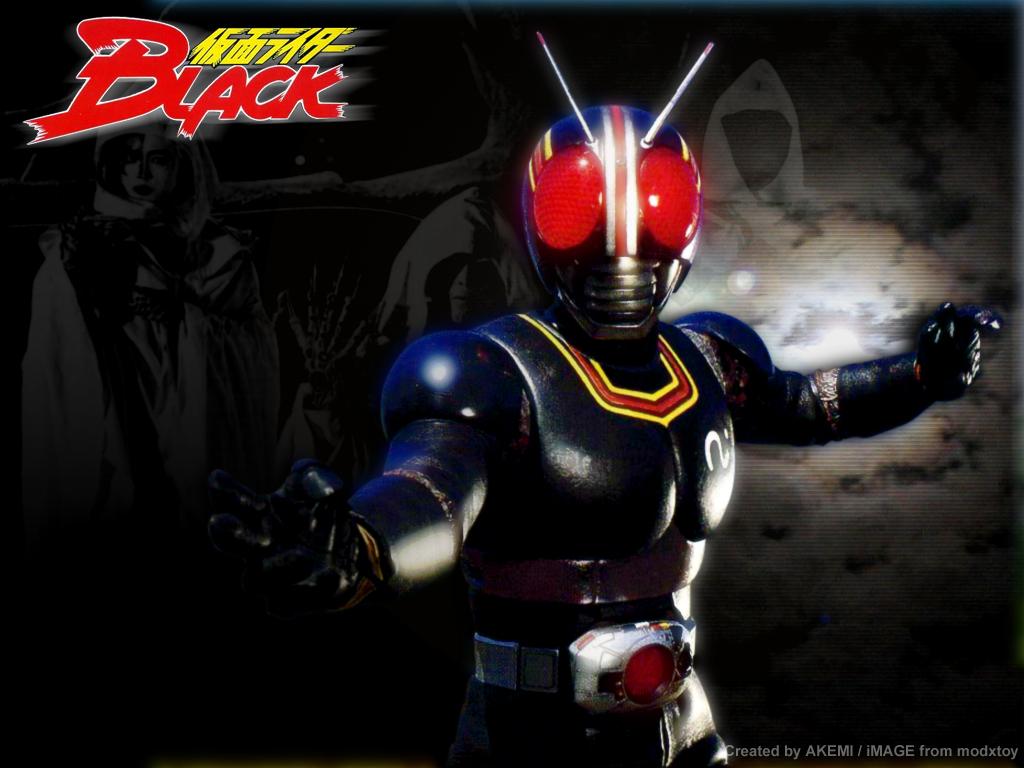 Kamen Rider Black Raid Burakku