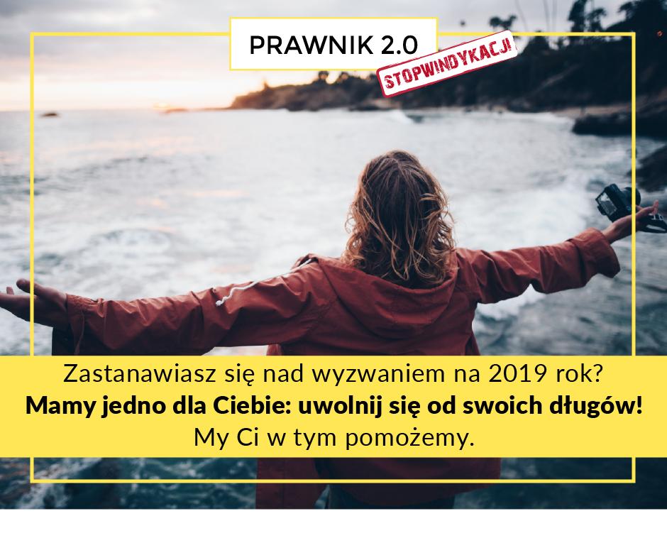 Wyzwanie na 2019 rok