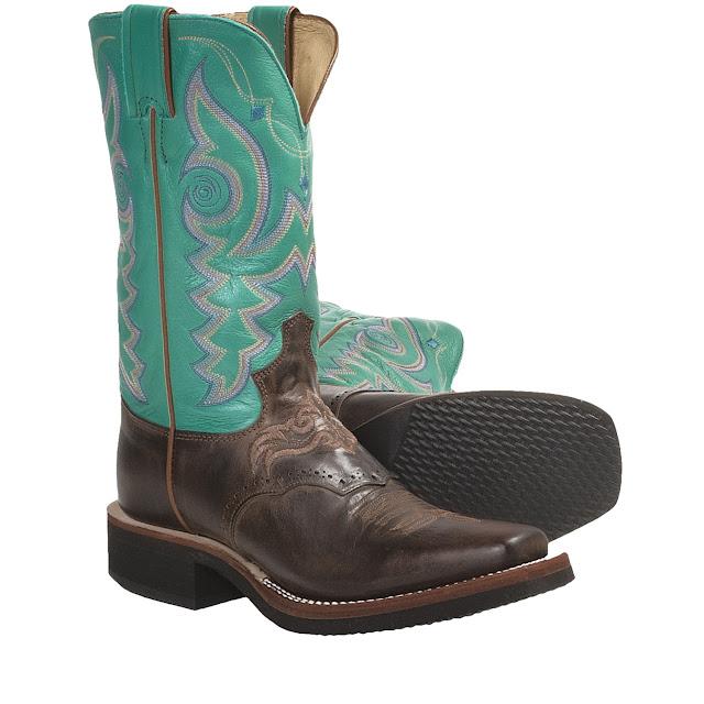 Justin Boots Vintage2