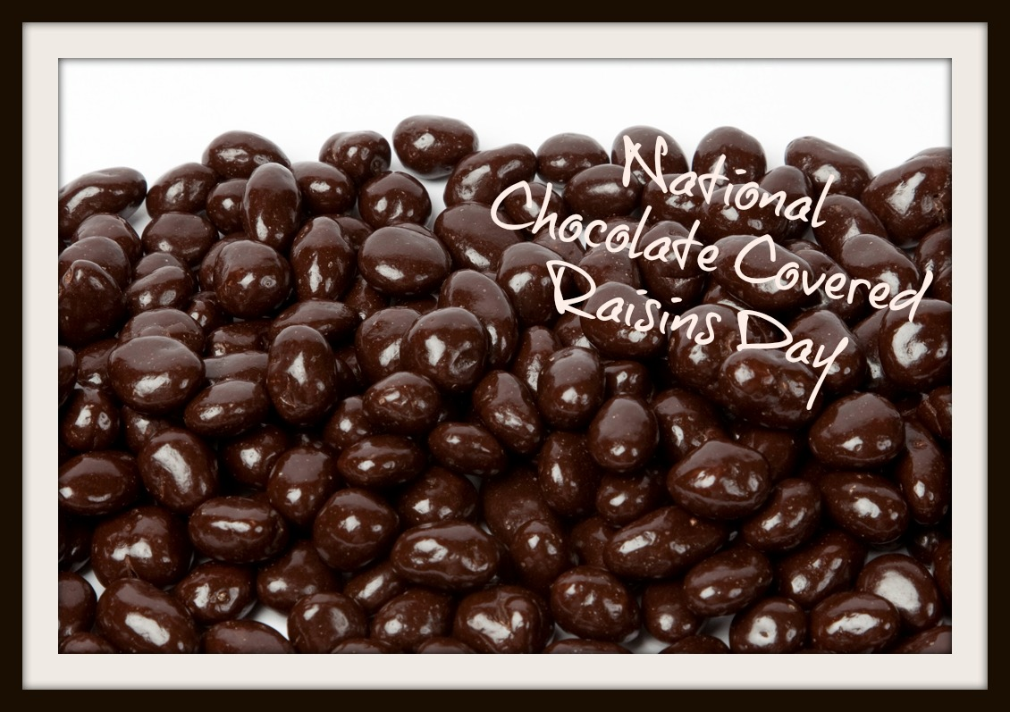 Dying for Chocolate: Oatmeal Dark Chocolate Covered Raisin Cookies