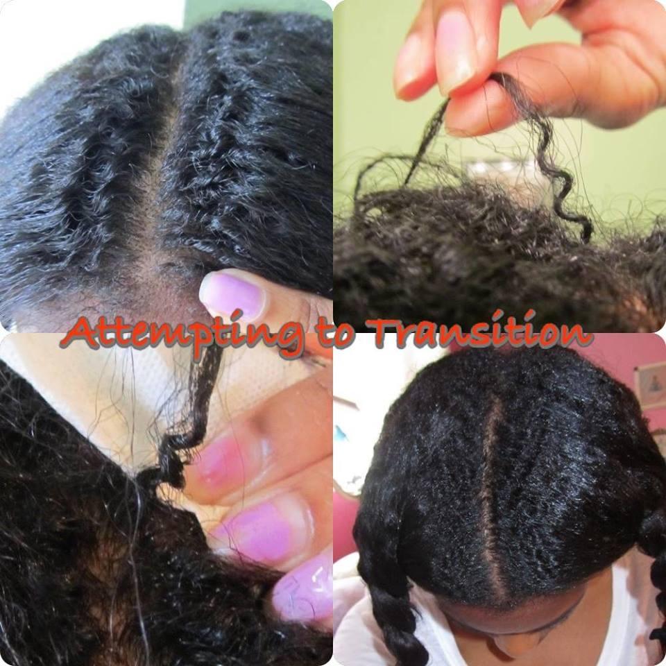 Waist Length Natural Hair
