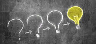ideias no trabalho