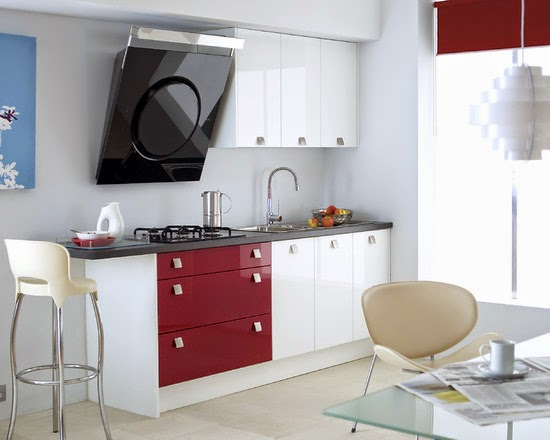 5 Model Desain Kitchen Set Minimalis Modern