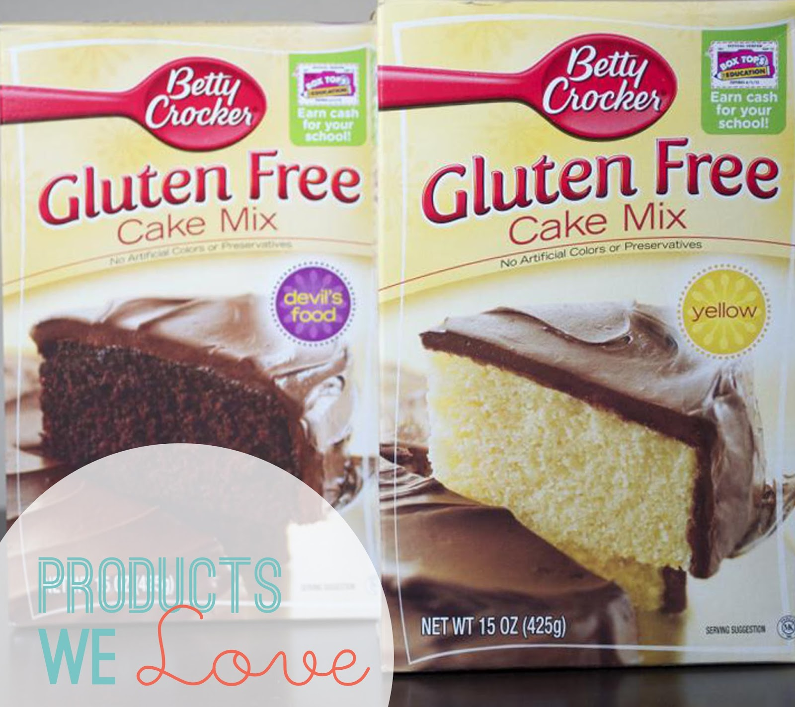 recipe: betty crocker gluten free yellow cake mix recipes [12]