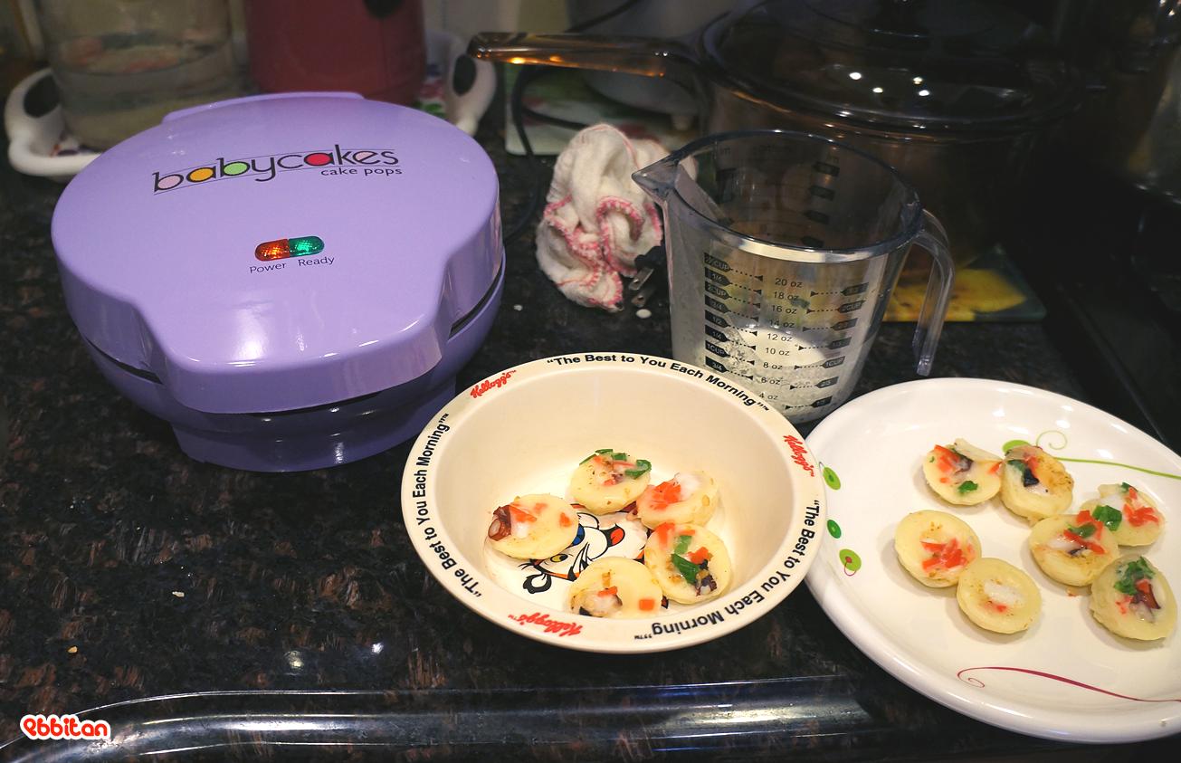 How To Make Takoyaki With Cake Pop Maker