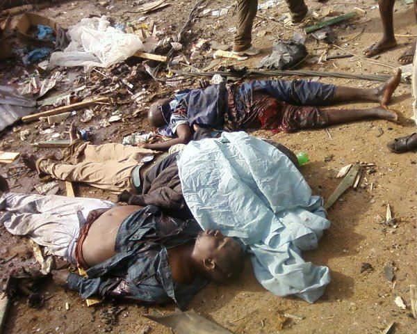 essay on effect of bombing in nigeria